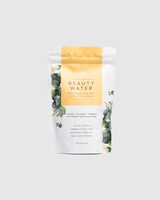 Morlife Collagen Beauty Water Zesty C Superfoods Orange