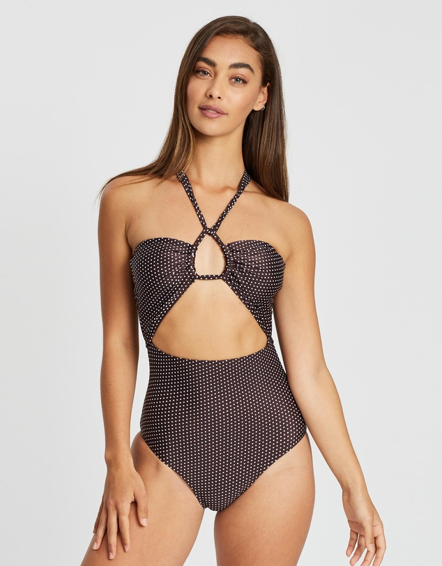 Peony - Cut-Out One-Piece