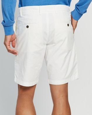 Tommy Hilfiger Brooklyn Shorts - Chino Shorts (White)