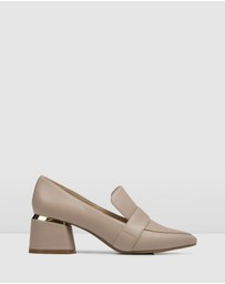 Jo Mercer - Celeste Low Heel Loafers
