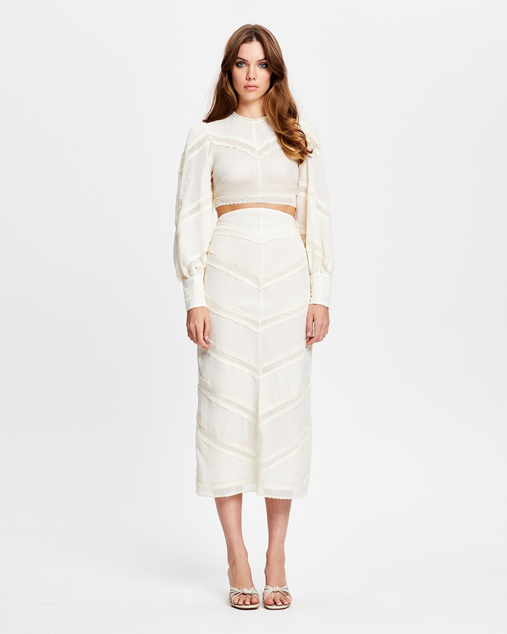 alice McCALL Some Girls Top Cropped tops Pannacotta