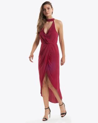 Amelius – Hestia Dress Berry