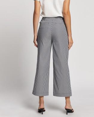 Marcs Macie Stripe Pants - Pants (Stripe)