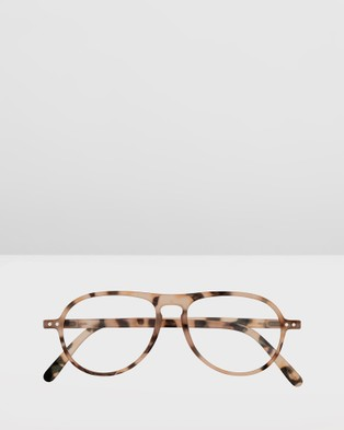 IZIPIZI Reading Collection K - Optical (Brown)