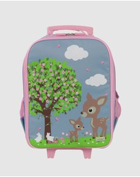 Bobbleart - Wheely Bag Woodland Animals
