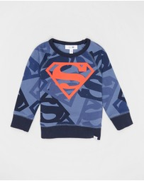 babyGap - DC™ Superman Crew Sweater - Kids