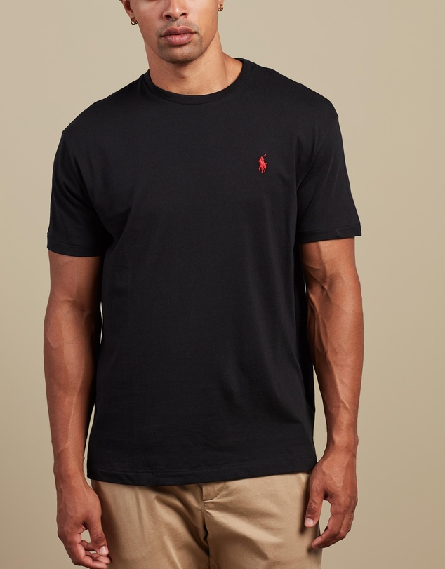 Polo Ralph Lauren - Classic Fit Jersey Crew Neck T-Shirt