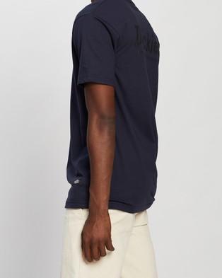 Dickies - Sealey Tee T-Shirts & Singlets (Dark Navy)