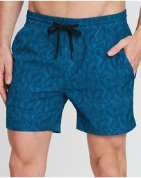 Staple Superior - Fern Swim Shorts