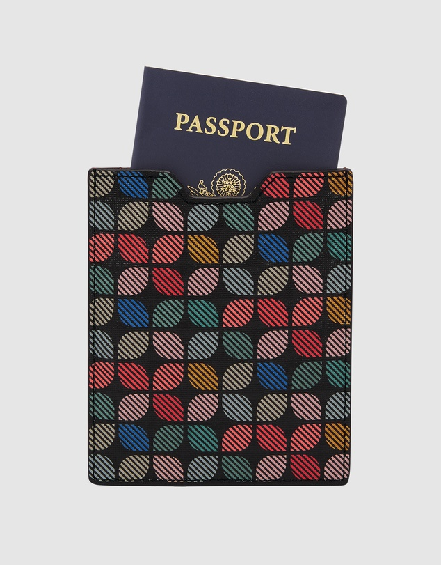Fossil - Multi-Tone Passport Wallet