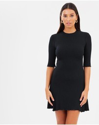 Bec & Bridge - Babes Club Mini Dress