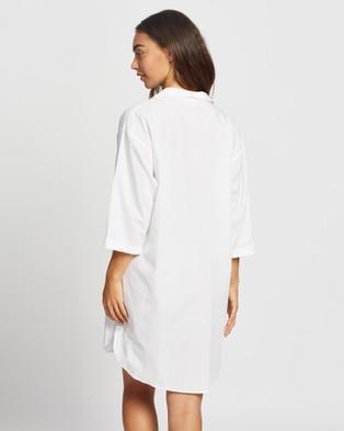 Papinelle Whale Beach Nightshirt - Sleepwear (White )