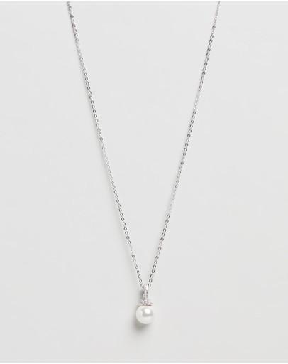 ac3fa02a3ffc0e Silver Pendant | Silver Pendants Online | Buy Women's Silver Pendants  Australia |- THE ICONIC