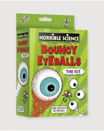 Galt - Horrible Science - Bouncy Eyeballs