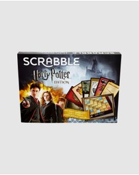 Mattel Games - Harry Potter Scrabble