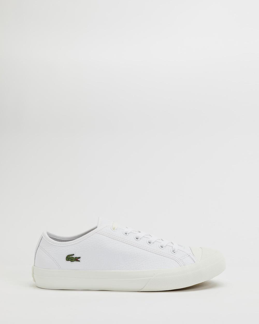 Lacoste Topskill Women's Sneakers White & Off-White