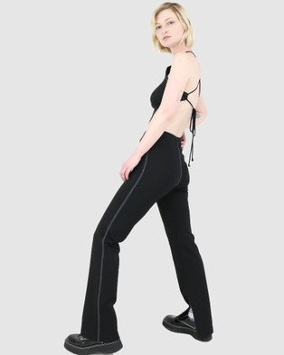 Dakota501 Ponte Pant - Pants (Black)