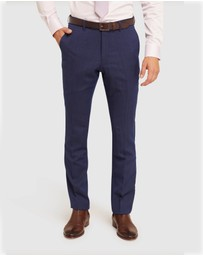 Oxford - Hopkins Wool Stretch Suit Trousers