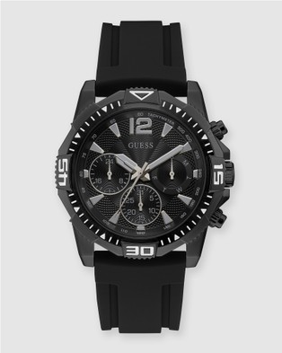 Guess Commander - Watches (Black)