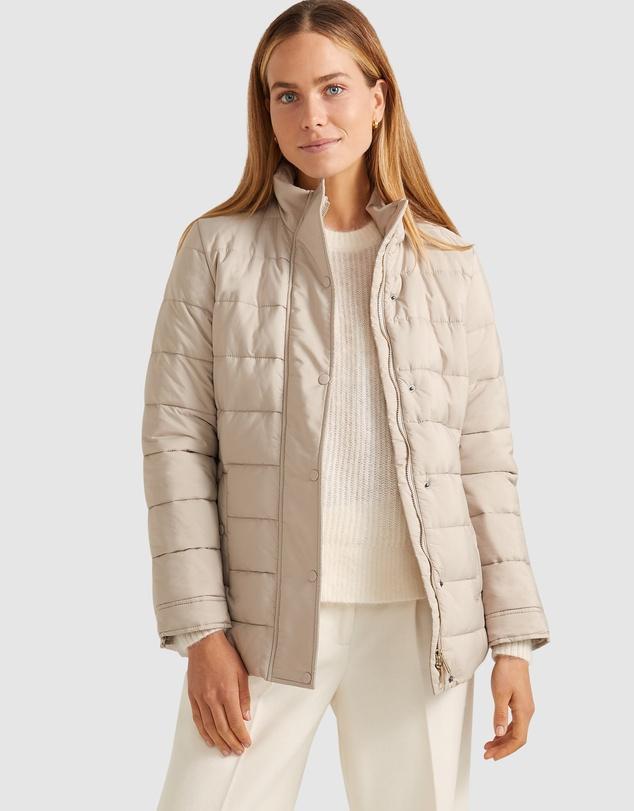 Women Athena Puffer Jacket