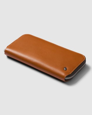 Bellroy Folio - Wallets (Brown)