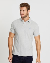 Polo Ralph Lauren - Custom Slim Fit Basic Mesh Polo