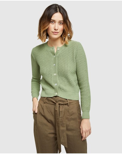 Oxford - Samara Cardigan