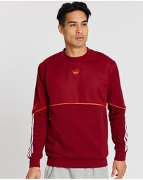 adidas Originals - Outline Crew Sweatshirt