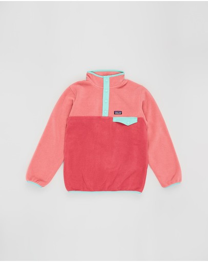 Patagonia - Lightweight Synch Snap-T Pullover - Kids-Teens