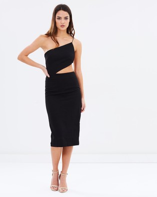 Maurie & Eve – Can't Get Enough Dress – Dresses (Black)