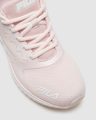 Fila Desio   Women's - Performance Shoes (Pink/White)