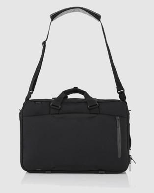 Crumpler Credential Travel Backpack - Backpacks (Black)