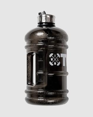 The WOD Life Refresh Water Bottle - Water Bottles (Black)