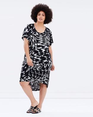 Harlow – Diva Slouch Dress – Dresses (Static)