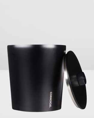 CORKCICLE Dipped Ice Bucket - Home (Black)