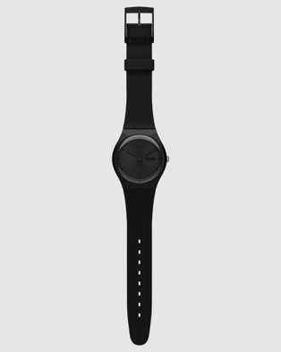 Swatch - BLACK REBEL Watches (Black)