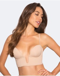 Bras N Things - Extreme Plunge Strapless Contour Bra