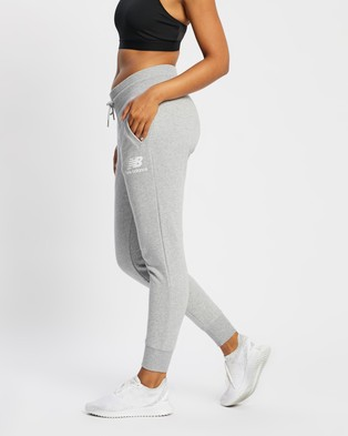 New Balance NB Essentials French Terry Sweatpants - Track Pants (Athletic Grey)