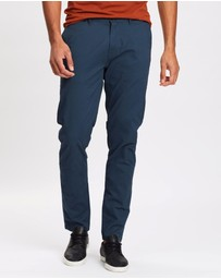 Scotch & Soda - Stuart Stretch Chinos