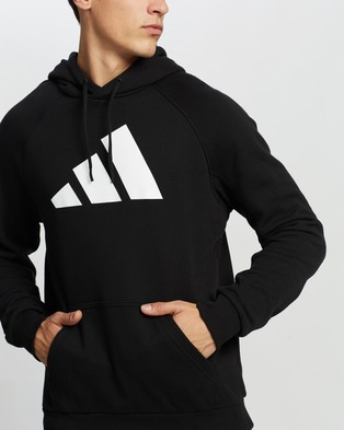 adidas Performance Sportswear Badge of Sport Hoodie - Hoodies (Black)