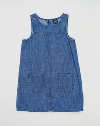 babyGap - Denim Tank Shift Dress - Kids