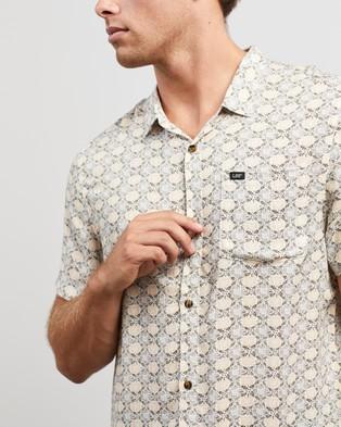 Lee Sunblock Shirt - Casual shirts (Sun Kissed)