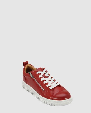 Eos - Clarence Lifestyle Sneakers (Red)