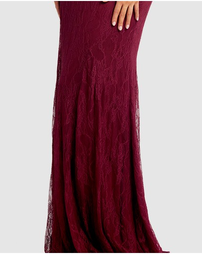 Tania Olsen Designs Harper Dress Merlot