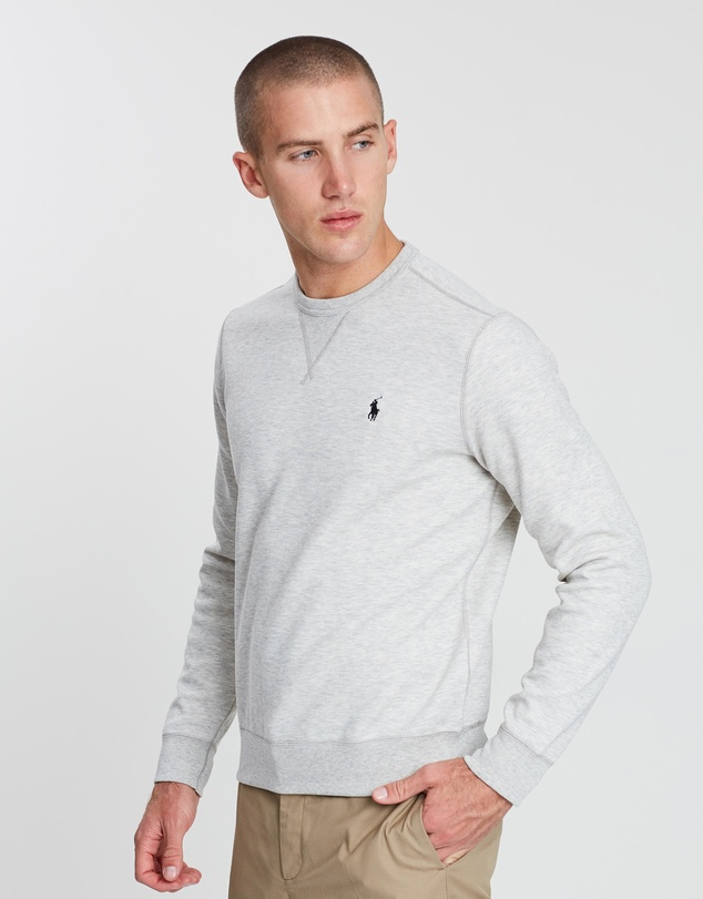 Polo Ralph Lauren - Double Tech Crew Sweater