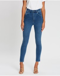 Wrangler - Hi Pins Cropped Jeans