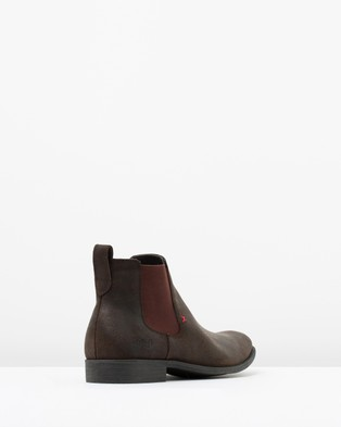 Windsor Smith Princeton - Boots (Brown Oil Suede)
