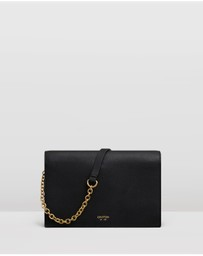Oroton - Margot Fold-Over Chain Cross-Body