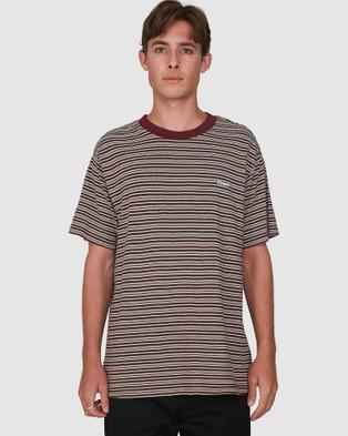 Element Skate Of Mind Short Sleeve Tee - T-Shirts & Singlets (PORT ROYAL)