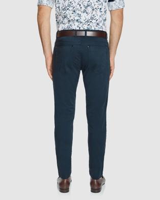 Tarocash Benny Stretch Chino Pants - Pants (NAVY)